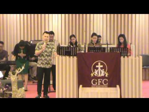Doa kolekte - GFC 12 April 2017