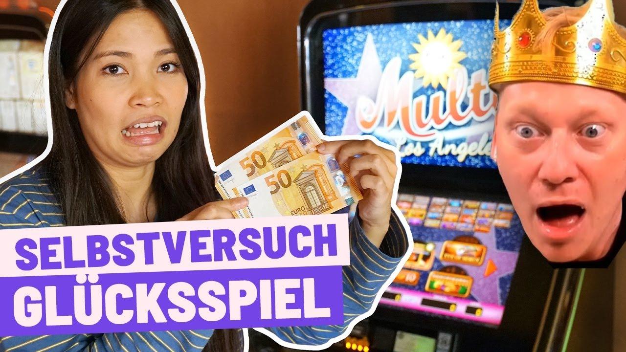 Ich teste das KNOSSI Kasino & GLÜCKSSPIEL (mit echtem Geld)