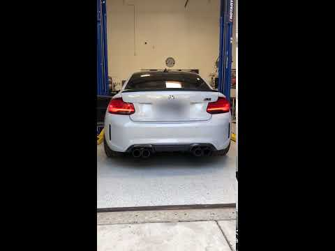 M2 Competition Revs - Remus Sport Exhaust with AA Midpipe