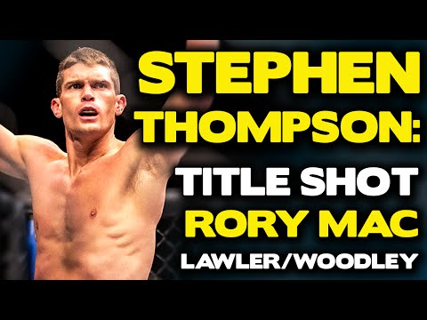 Stephen Thompson to put heat on UFC if he doesn't get next title shot