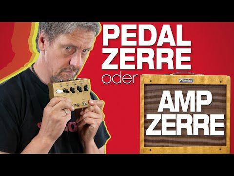 Amp Zerre oder
