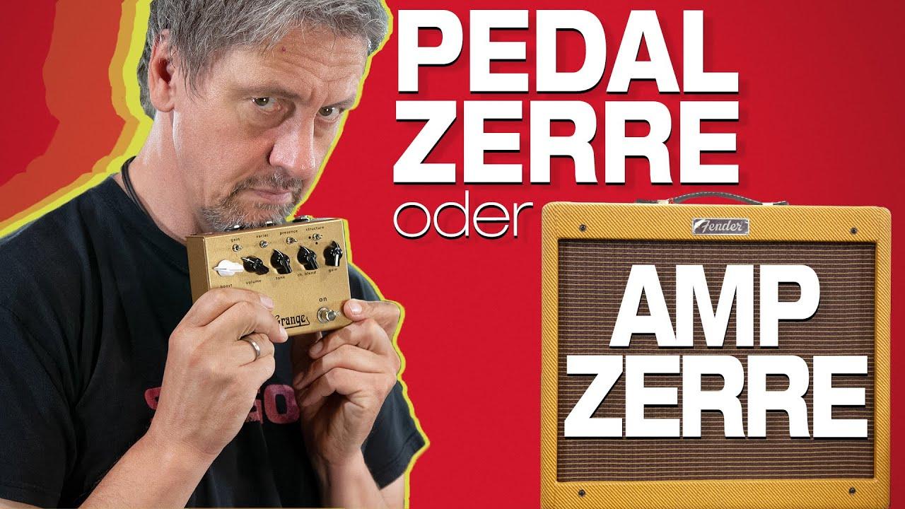 Amp Zerre oder Pedal Zerre Teil 1 Ollis Starthilfe