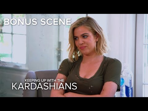 KUWTK | Khloe Kardashian Has Issues With Rob's Behavior | E!