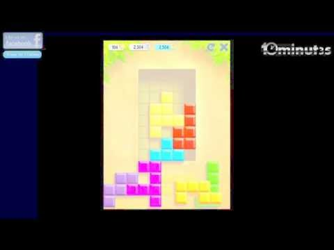 My Talking Angela - 70 Level Complete Tetris Game PART 1 Walkthrough android/iphone/ipad