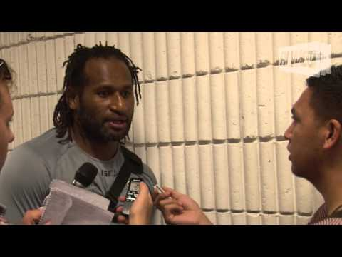 RLW TV: Lote Tuqiri's First Game In Rabbitohs Colours | Rugby League Week
