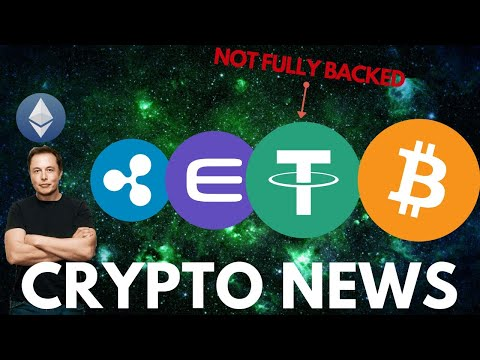 Bitcoin Surge, Tether NOT Backed By USD, Elon Musk ETH, XRP And Enjin News