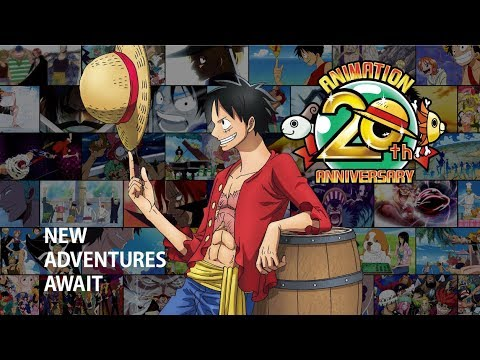 One Piece | Trailer especial da celebração do 20º aniversário da série!
