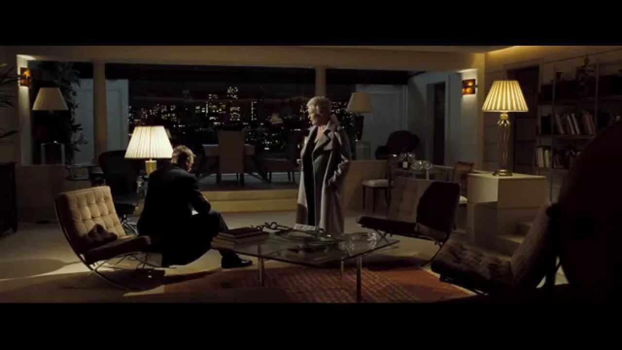 Casino Royal James Bond en casa de M