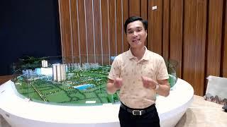 Review 9: Sa bàn dự án  Imperia Smart City