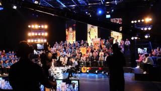 Ediţie aniversară Replay Hagi 5x10: Atmosfera din studio (backstage)