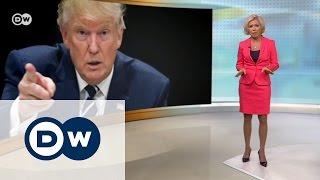 Повестка Трампа  что рассказал и о чем умолчал политик – DW Новости (22 11 2016)