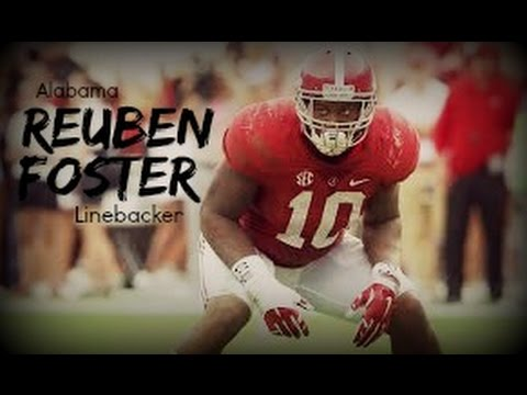 "Reuben Foster || ""A True Mike"" 