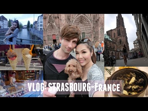 VLOG: Strasbourg - France | Angelbirdbb