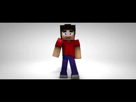 Customizable Minecraft Rig PROMO!