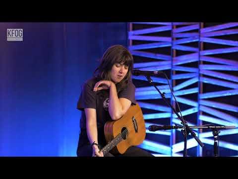 KFOG Private Concert: Courtney Barnett - Interview