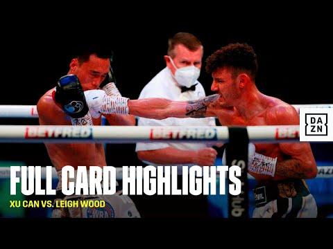 FULL CARD HIGHLIGHTS