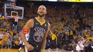 Stephen Curry Returns From Injury And Scores First Bucket, Gets Biggest Standing Ovation From Crowd!