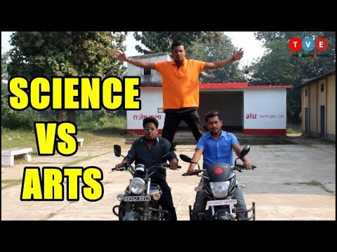 Science VS Arts Student - The Viners Empire
