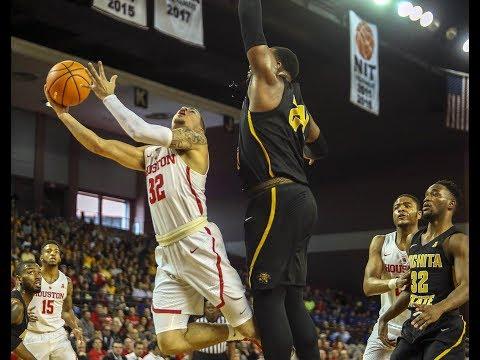 Men's Basketball Highlights - Houston 73, Wichita State 59