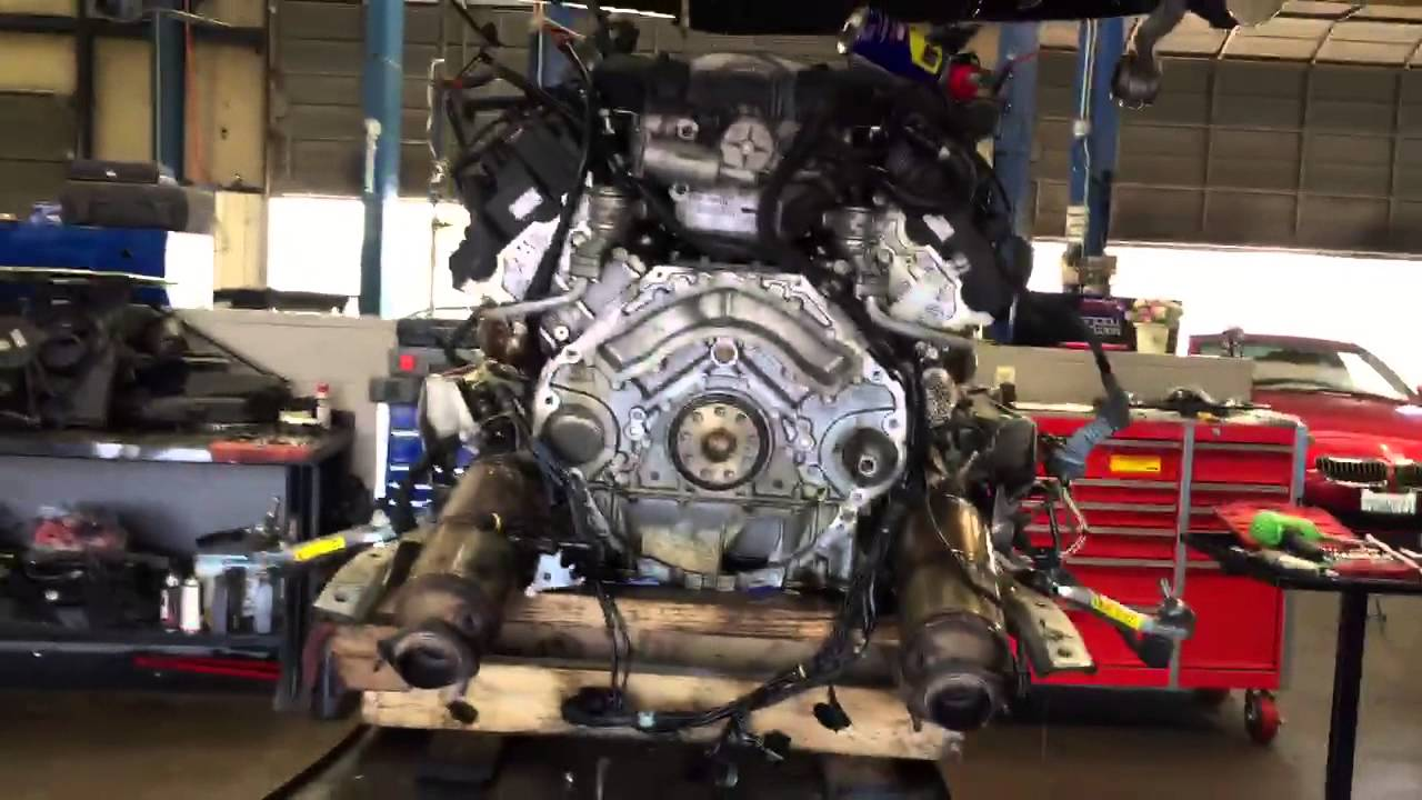 BMW Ci Valve Stem Seals Sub Frame Front Suspension YouTube - Bmw 645ci engine