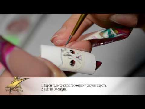 Видео Наращивание ногтей херсон на