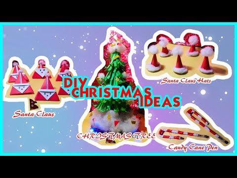 DIY CHRISTMAS PAPER CRAFT IDEAS || Anis Pariyar ||