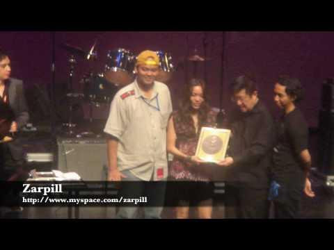 Zarina Zarr 3 on SG @ RIA 89.7FM, Rock Singapore