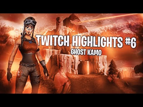 Ghost Kamo | Stream Highlights #6