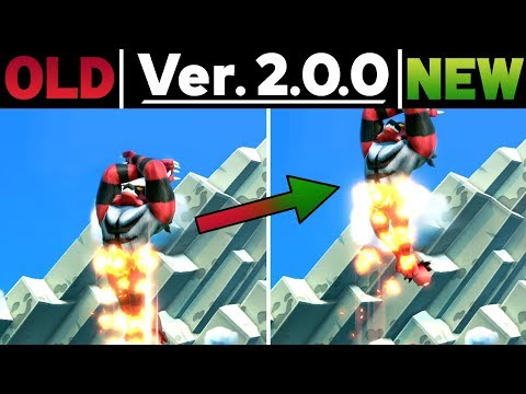 Smash Ultimate Patch 2.0.0 - Side by Side Comparison thumbnail