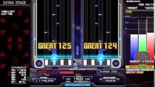 真・千年女王 [ANOTHER] Shiraishi Player: RITZ DPごった煮難易度表☆12 色々な配置が降ってくる体力ゲー。