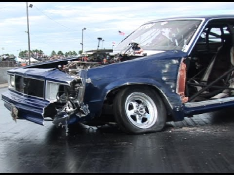 Cars Gone Wild >> Drag Cars Gone Wild Crashes Wheelstands