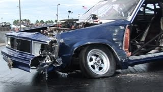 Drag Cars Gone WILD!!! Crashes & Wheelstands