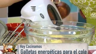 LA CANASTA DE CRÓNICA (ENSALADA DE POLLO Y PASTA) 01.01.14