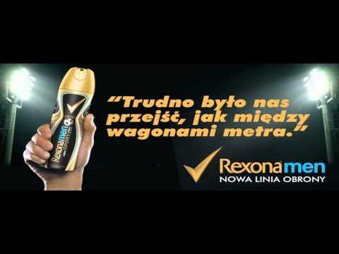 Rexona Men Sport Defence - Radio, Outdoor