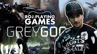 GREY GOO (1/3) RASA BETA | STARCRAFT 3? (Roj-Time Strategy!) 60FPS GAMEPLAY