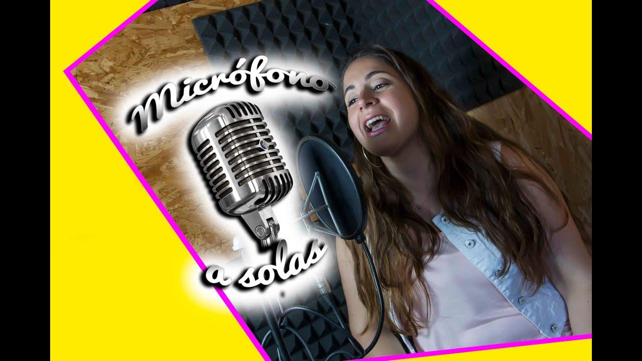 "Micrófono a solas PRESENTA - Naty Garófoli  ""Como dijiste"" (Cover Christine D'Clario)"