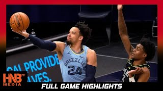 Memphis Grizzlies vs Minnesota Timberwolves 5.5.21 | Full Highlights