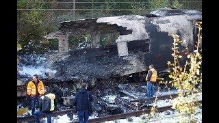 ICE brennt: Sorgte ein Brand in der Elektronik für das Inferno ?