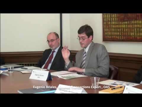Inter-organizational Collaboration for the Advancement of Private Int. Law (Eugenio Briales)
