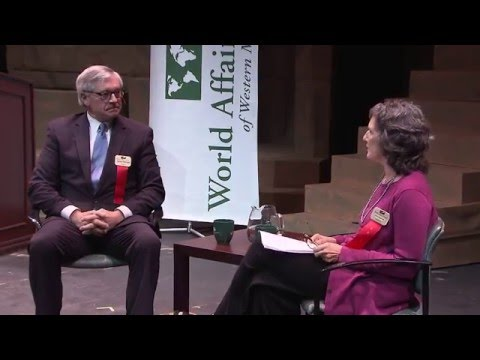 World Affairs of Western Michigan: George Heartwell on Climate Change and the Paris Accord