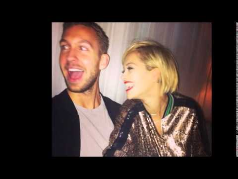 Rita Ora and Calvin Harris • 1 year together! • #Ralvin'♥ { They broke up:( }