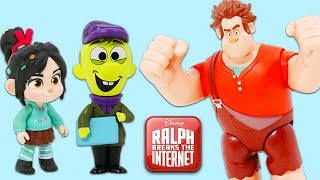 Disney Ralph Breaks the Internet & Friends Go Treasure Hunting for Surprise Toys!
