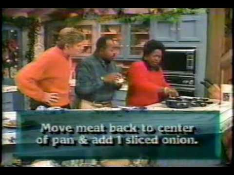 Jo Marie PaytonFrance and Reginald Veljohnson Get Cooking!