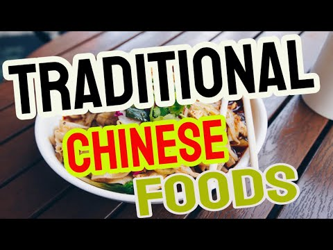 Traditional Chinese Foods - Top 15 Traditional Ancient Chinese Foods By Traditional Dishes