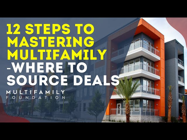 Where to Source Deals