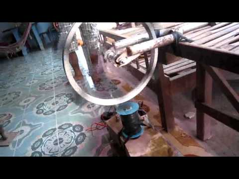 Bedini Free Energy System first in Cambodia (by Chanthy).avi