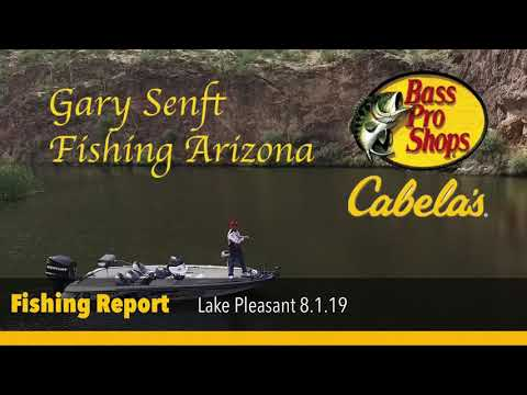 Fishing Report-Lake Pleasant 8.1.19