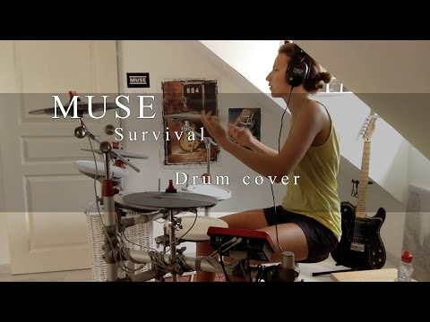 MUSE - Survival (Drum Cover)