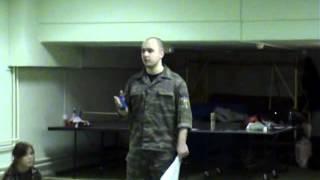 Психологическая подготовка к рукопашному бою часть 20(, 2013-10-08T18:56:57.000Z)