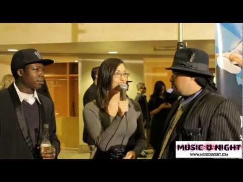 New Mexico Hip Hop Awards  Part 3 on The Red Carpet